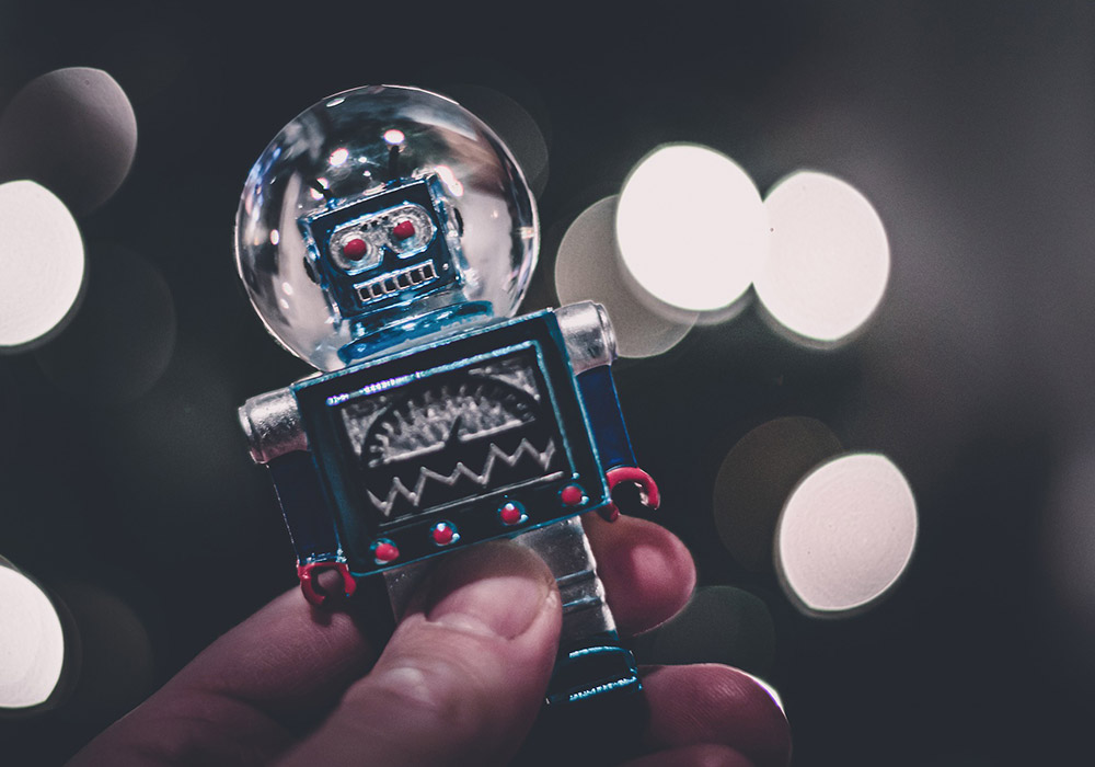 L'amour en 2050: robophilie?