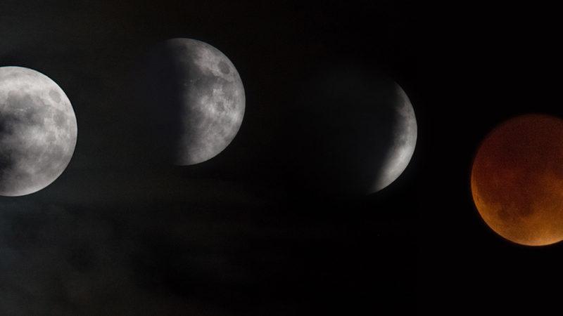Une éclipse superlunaire ?