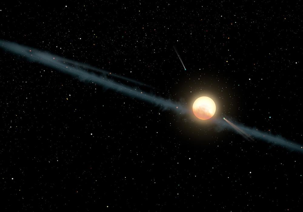 KIC 8462852: la Star de l'automne 2015