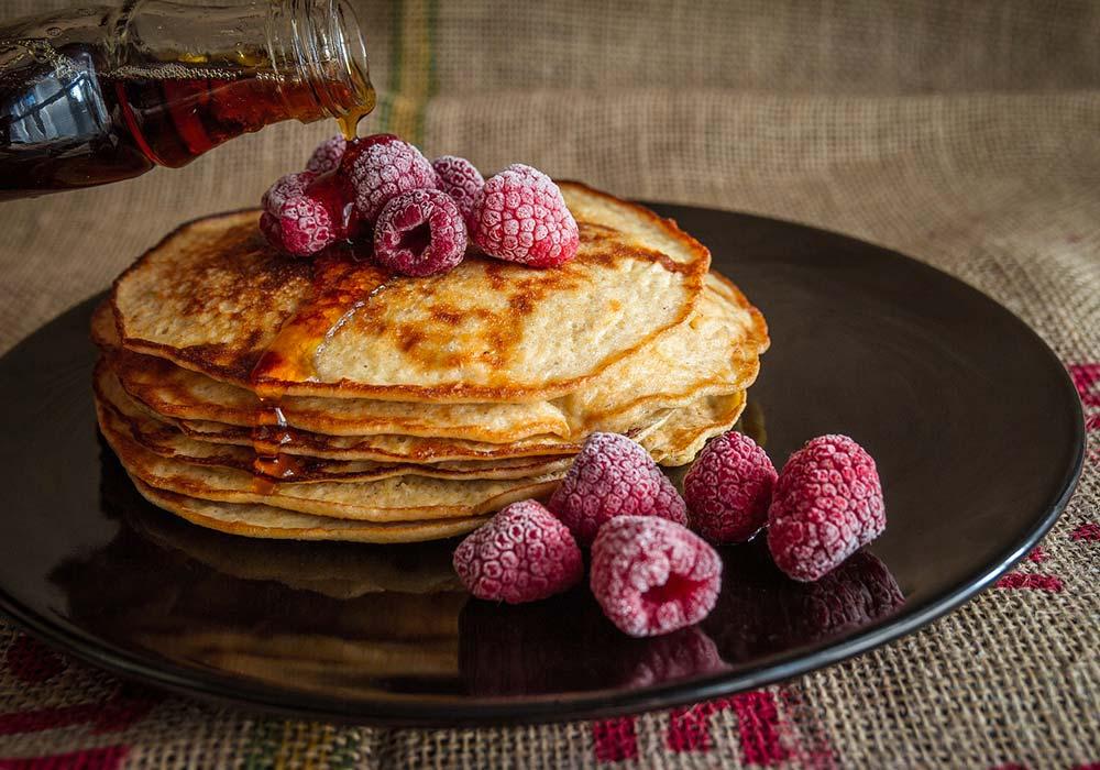 Des pancakes pour guérir du glaucome