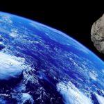 Image d'un astéroïde dirigé vers la Terre