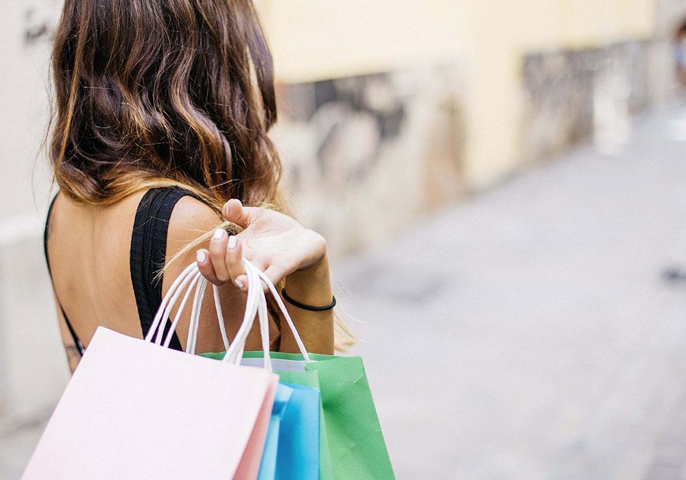 Shopping, quand tu nous tiens !