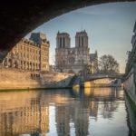 Photographie de Notre-Dame de Paris.