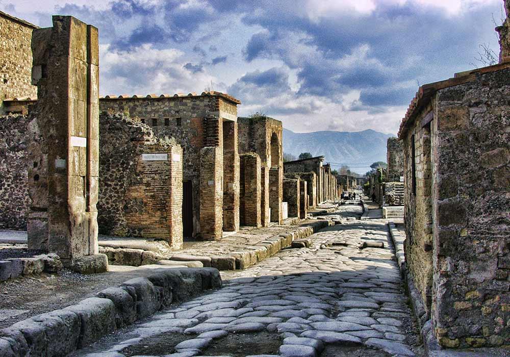 Pompéi, la résurrection d'une cité
