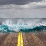 élévation du niveau de la mer