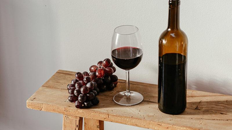 Quand le vin a le goût de souris